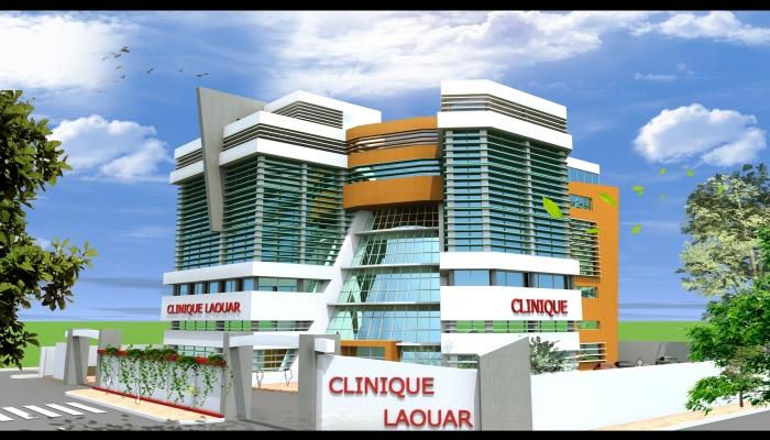 Projet de création d'une clinique médicale en algerie